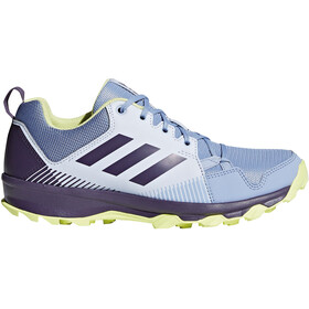 adidas TERREX Tracerocker Shoes Women Aero Blue/Trace Purple/Semi Frozen Yellow